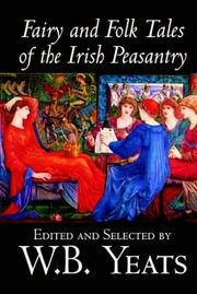 Cover of: Fairy and folk tales of the Irish peasantry