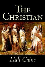 Cover of: The Christian | Hall Caine