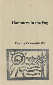 Cover of: Hammers in the fog