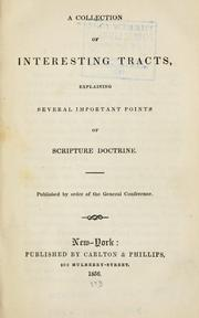 Cover of: A collection of interesting tracts |