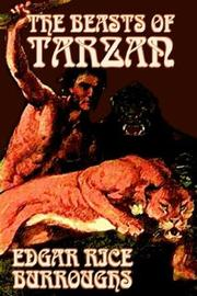 Cover of: The Beasts of Tarzan