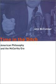 Cover of: Time in the Ditch