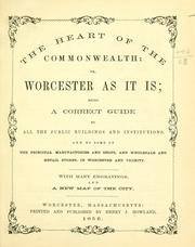 Cover of: The heart of the commonwealth by Henry Jenkins Howland