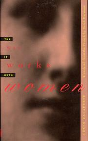 Cover of: The way it works with women | Louis Calaferte