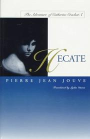 Cover of: Hecate
