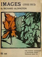 Cover of: Images (1910-1915)