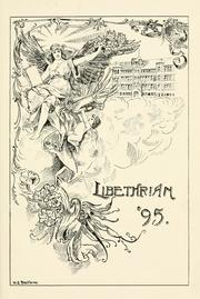 Cover of: Libethrian. |