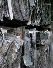 Cover of: Anselm Kiefer