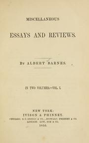 1860 essays and reviews