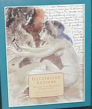 Cover of: Illustrated letters