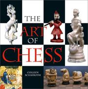 Cover of: The Art of Chess | Colleen Schafroth