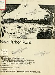 Cover of: New harbor point. | Columbia Associates.