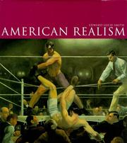 Cover of: American realism