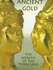 Cover of: Ancient Gold