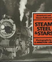 Cover of: Steam, Steel, and Stars | Winston O. Link