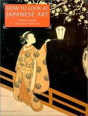 Cover of: How to look at Japanese art