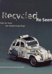 Cover of: Recycled Re-Seen | Charlene Cerny