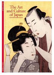 Cover of: The art and culture of Japan