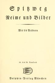 Cover of: Reime und Bilder