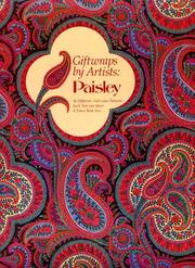 Cover of: Giftwraps by Artists: Paisley
