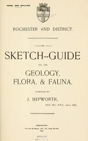 Cover of: Rochester and district | J. Hepworth