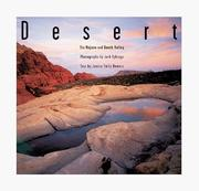 Cover of: Desert
