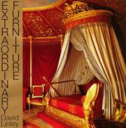 Cover of: Extraordinary furniture
