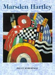 Cover of: Marsden Hartley