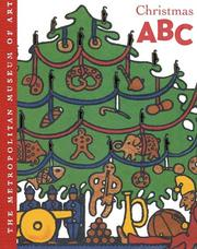 Cover of: Christmas ABC