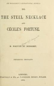 Cover of: The steel necklace