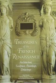 Cover of: Treasures of the French Renaissance