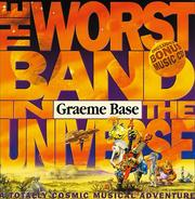 Cover of: The worst band in the universe