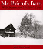 Cover of: Mr. Bristol's barn: with excerpts from Mr. Blinn's diary