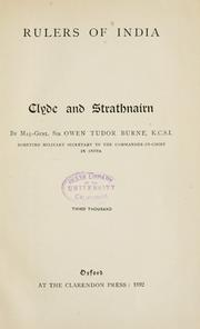 Clyde and Strathnairn by Burne, Owen Tudor Sir