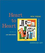 Cover of: Heart to Heart  | Jan Greenberg