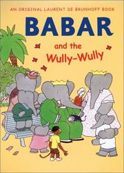 Cover of: Babar et le Wouly-Wouly