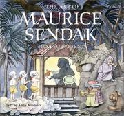 Cover of: The Art of Maurice Sendak: 1980 to Present