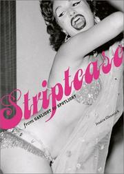 Cover of: Striptease | Jessica Glasscock