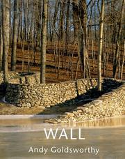 Cover of: Wall | Andy Goldsworthy