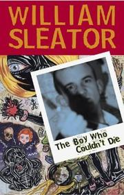 Cover of: The boy who couldn't die