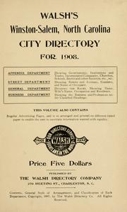 Cover of: Walsh