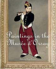 Cover of: Paintings in the Musee d