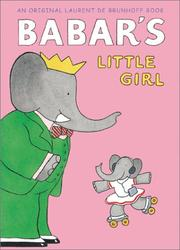 Cover of: Babar's little girl