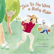 Cover of: This is the way a baby rides