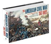 Cover of: The American Civil War: 365 days