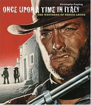 Cover of: Once upon a time in Italy