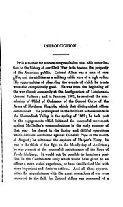 Cover of: The Army of Northern Virginia in 1862