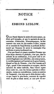 Cover of: Mémoires de Ludlow