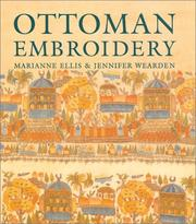 Cover of: Ottoman Embroidery (Victoria and Albert Museum Studies) | Jennifer Wearden