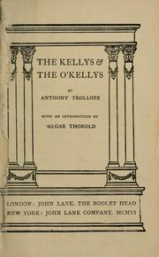Cover of: The Kellys & the O